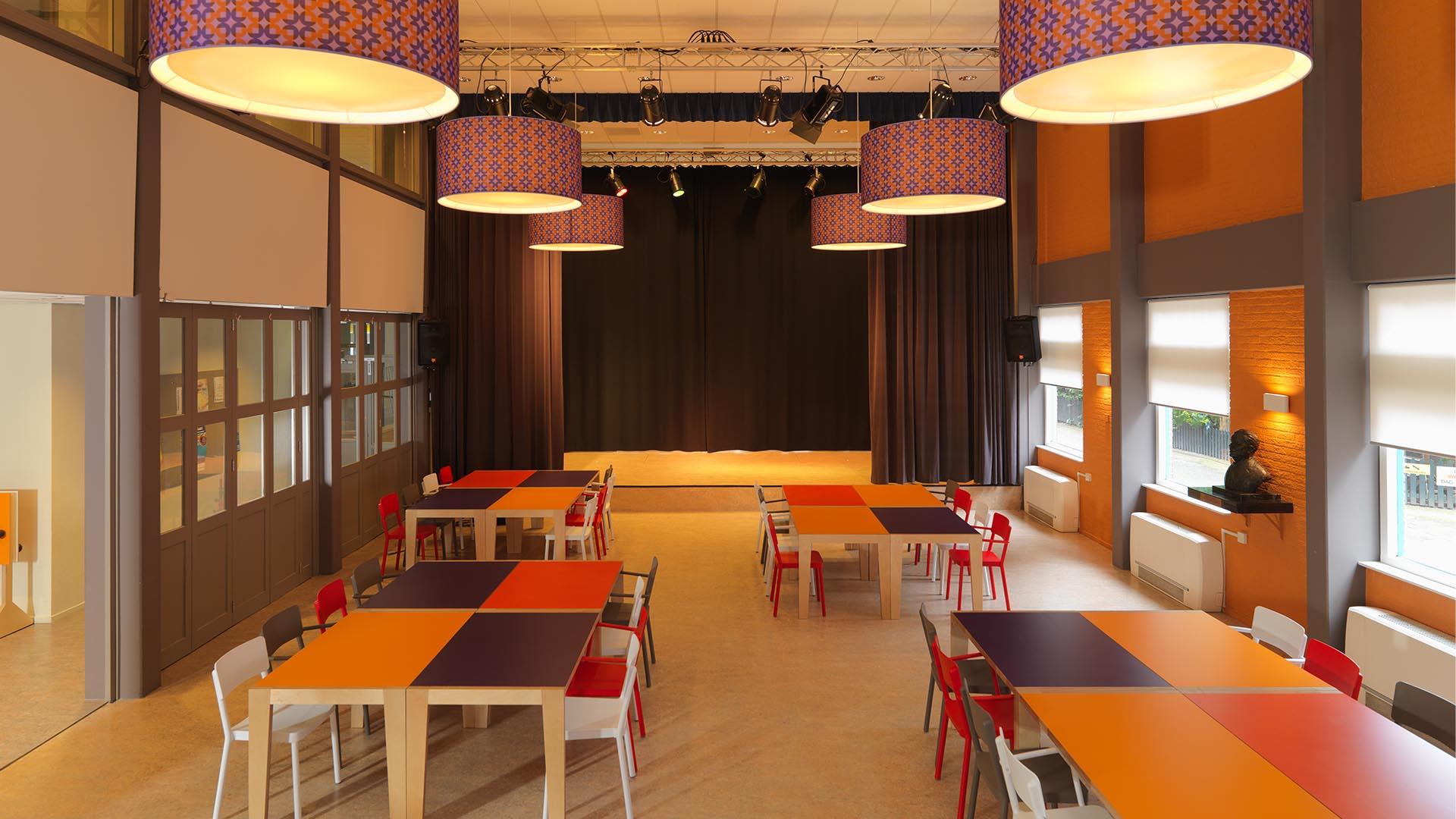 De Mussen Den Haag architectuur