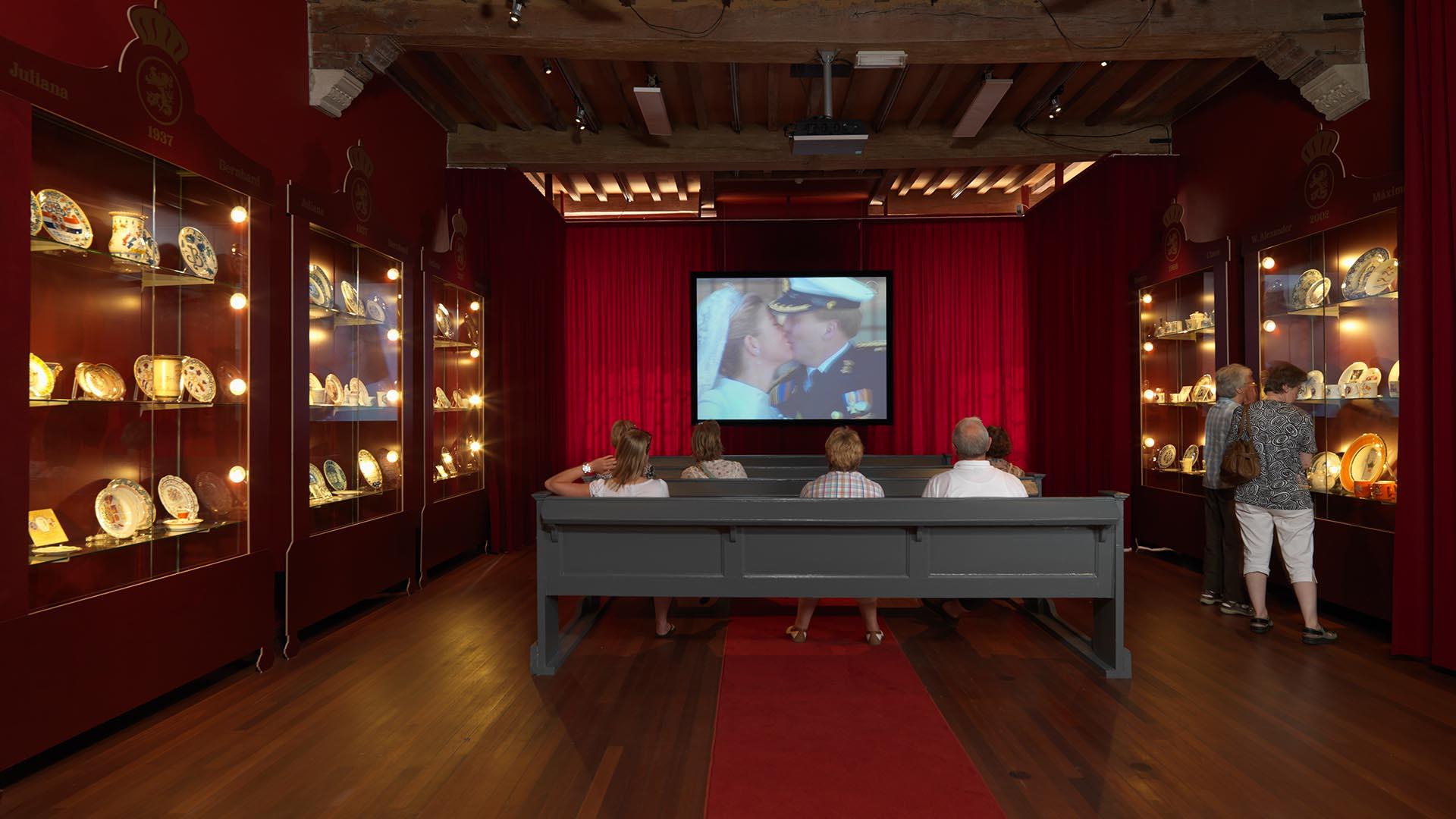 Keramiekmuseum Princessehof Oranjegoed tentoonstelling