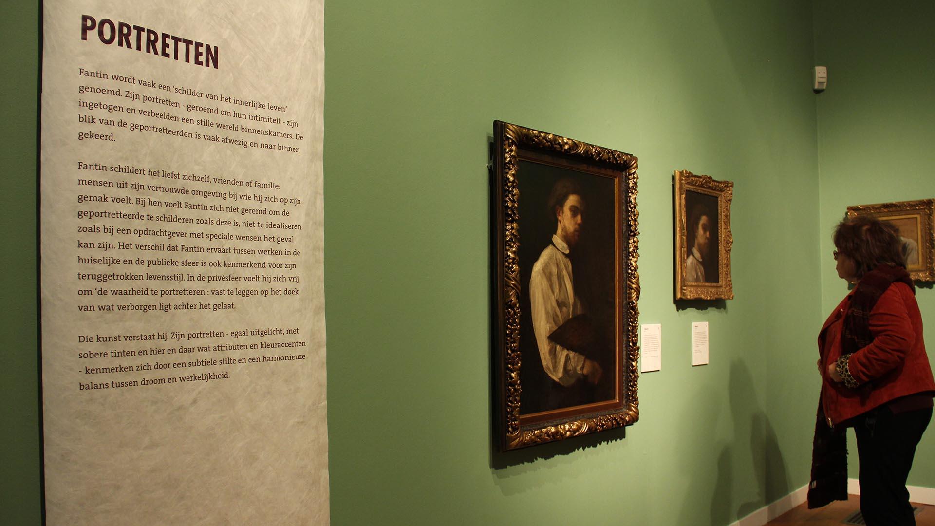 Museum Gouda tentoonstelling Dromen op doek