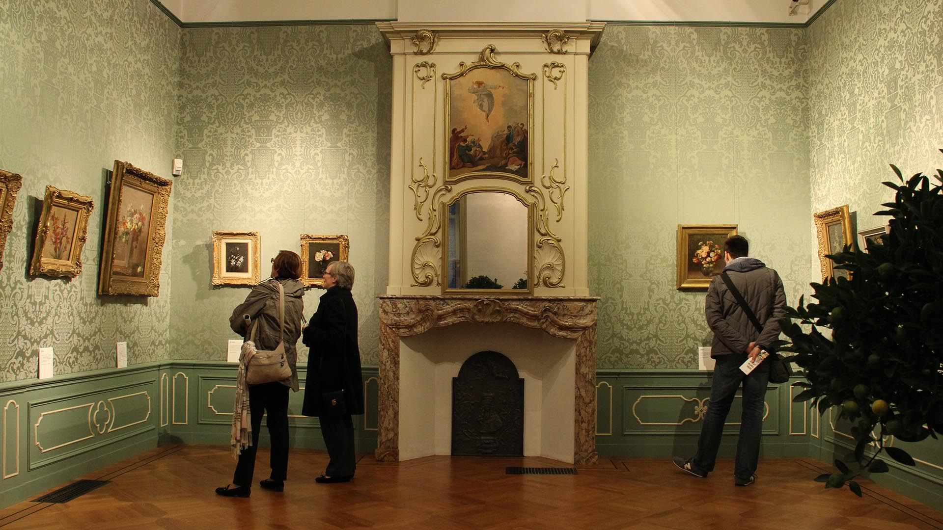 Dromen op doek tentoonstelling museum Gouda