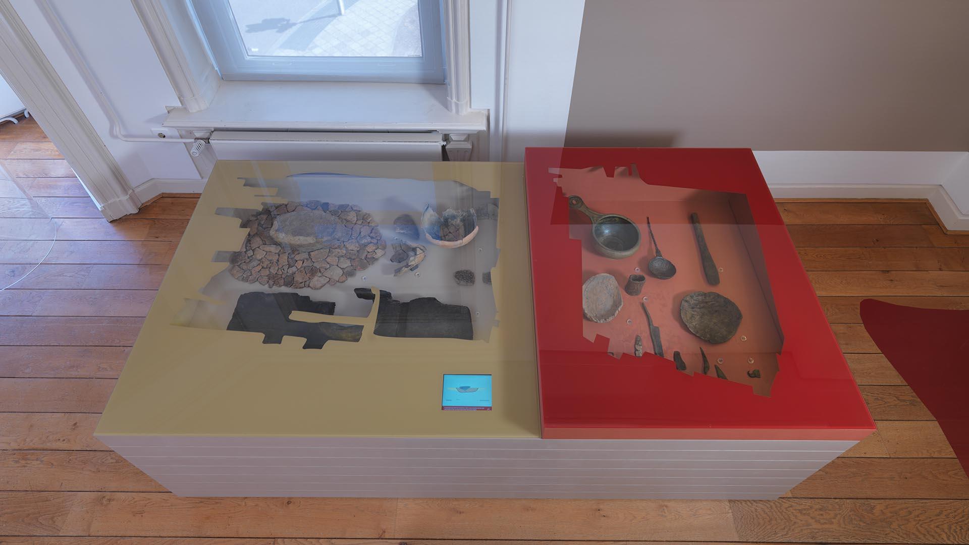Museum tentoonstelling Onder Oss