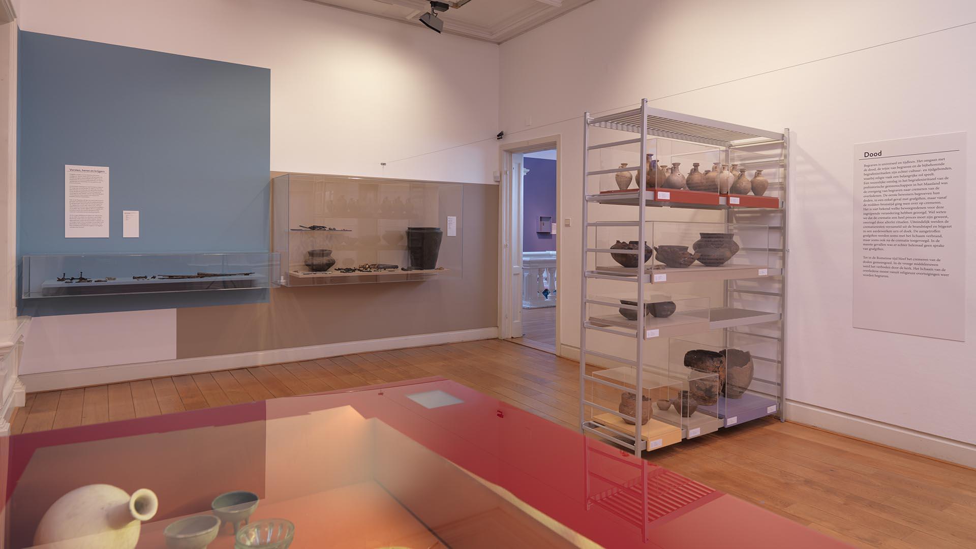 Romeinen Studio Public Museum Jan Tunen