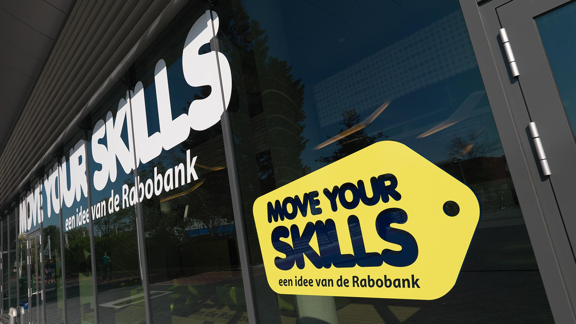 Move your skills Rabobank
