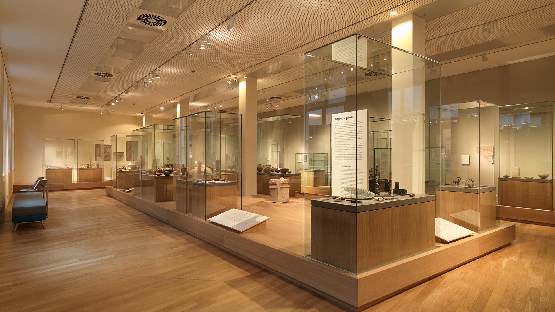 Rijksmuseum van Oudheden tentoonstelling Romeinen