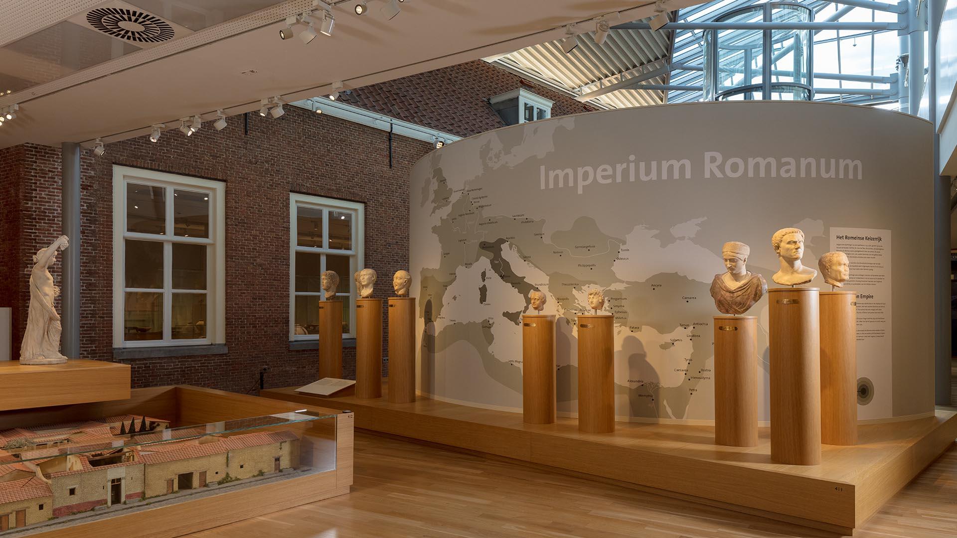 Romeinse rijk museum