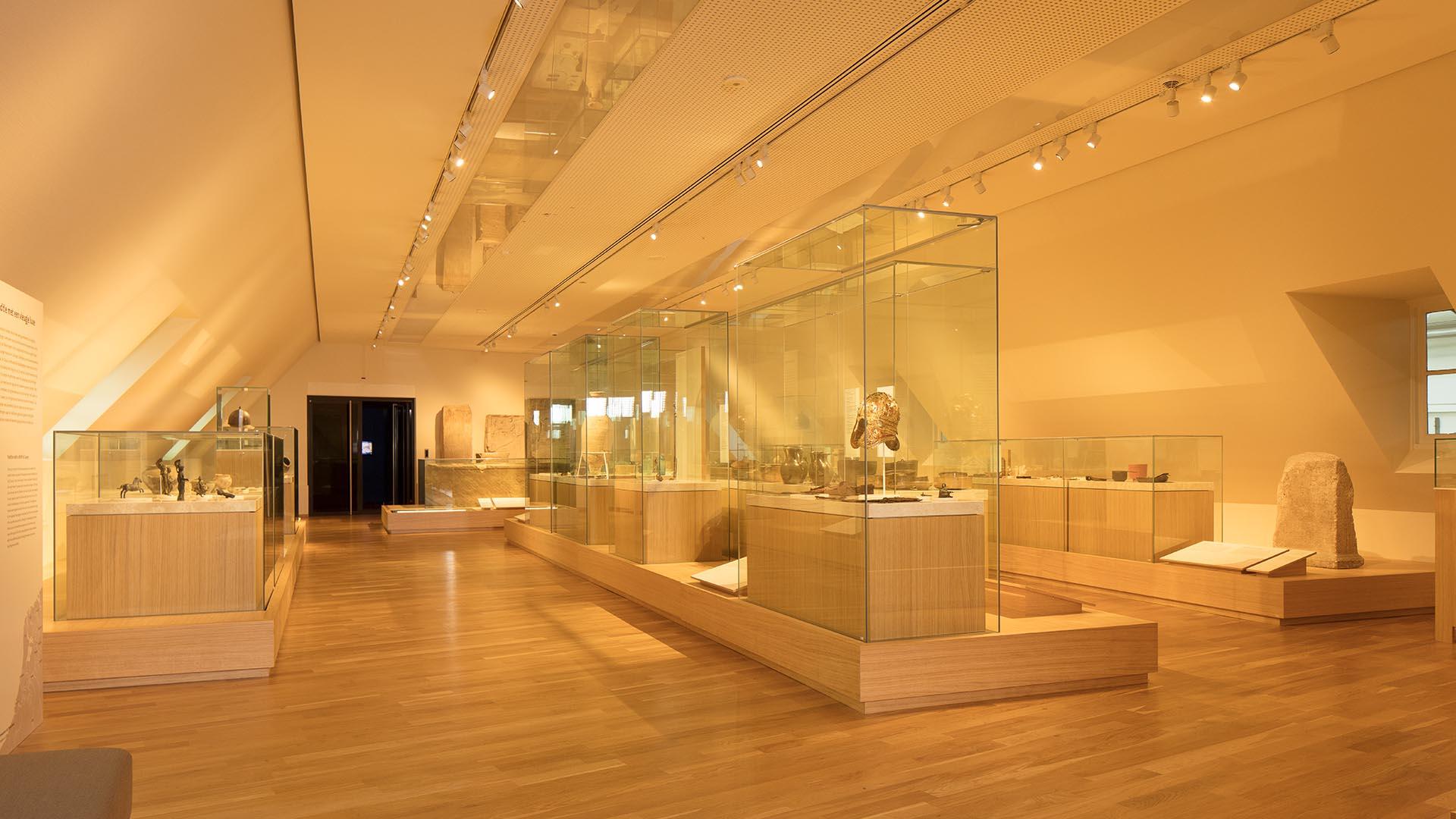 Ruimte rijksmuseum van Oudheden