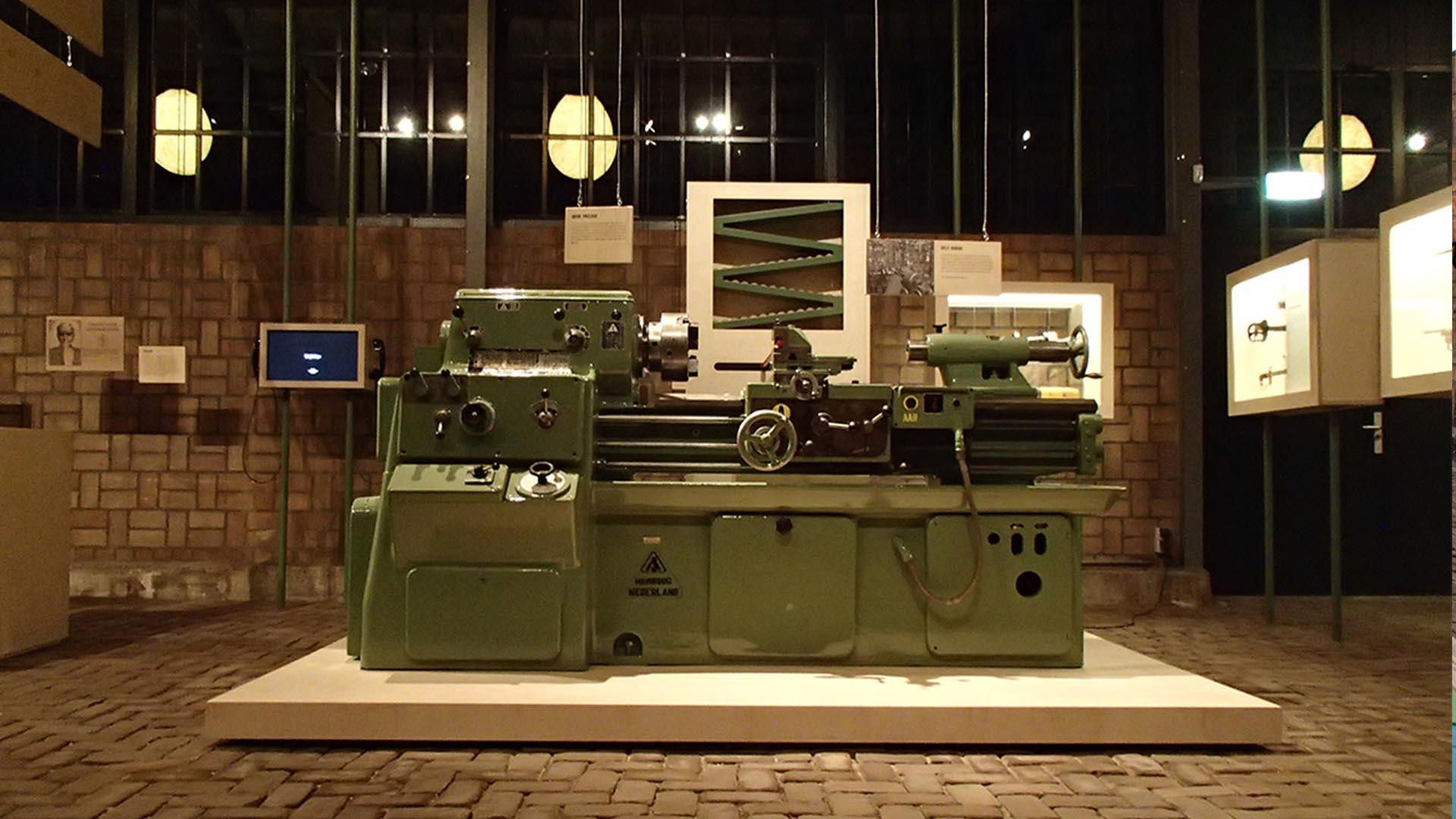 De Wapenfabriek tentoonstelling