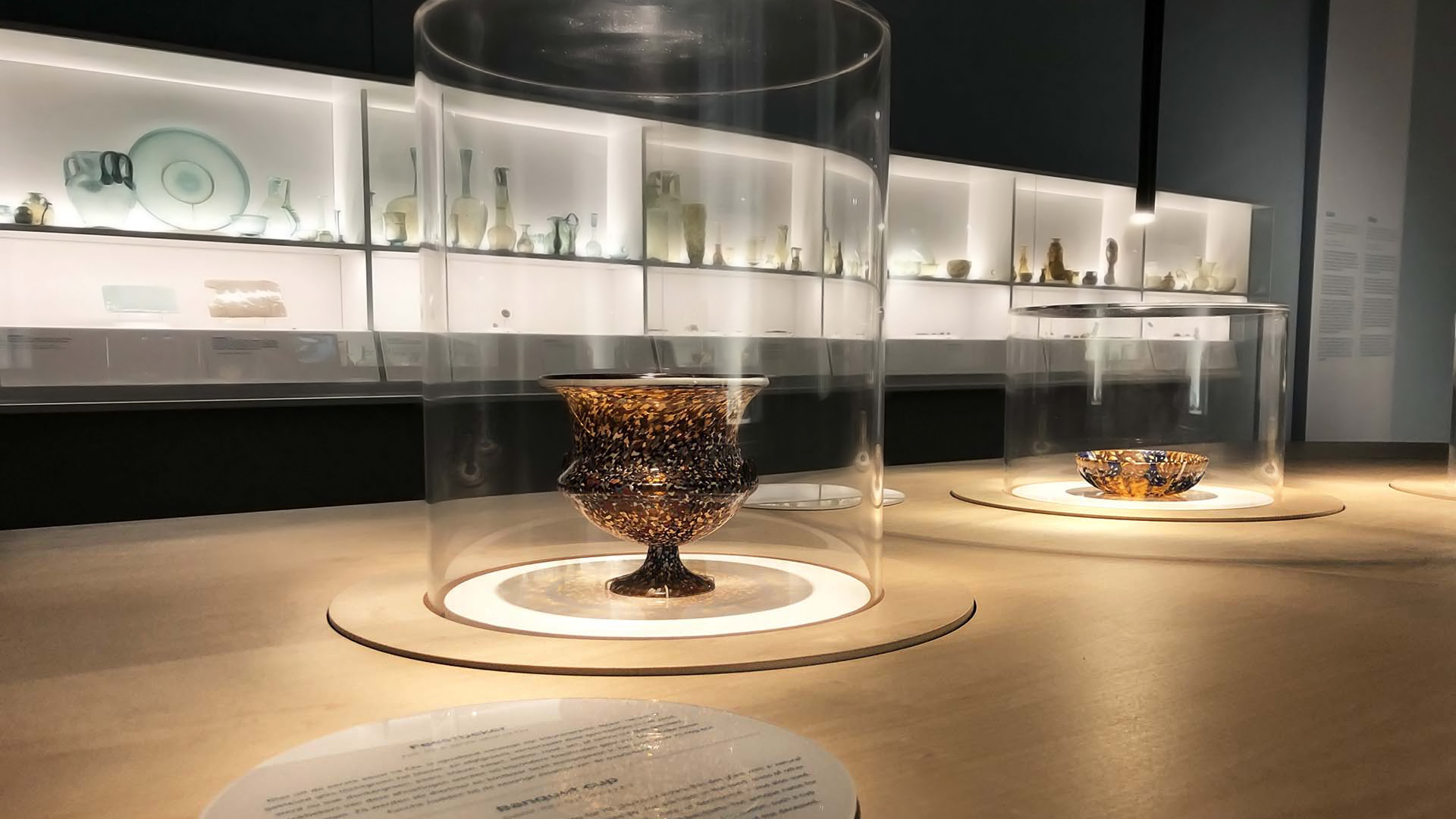 Rijksmuseum van Oudheden Glas