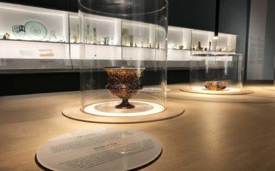 Opening 'Glas' tentoonstelling
