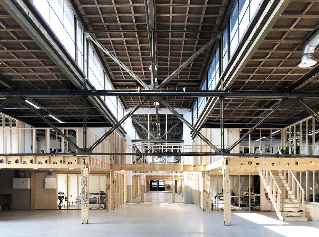 Werkspoorfabriek Utrecht | STUDIO PUBLIC